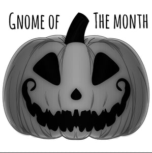 Gnome Of The Month: JUNE