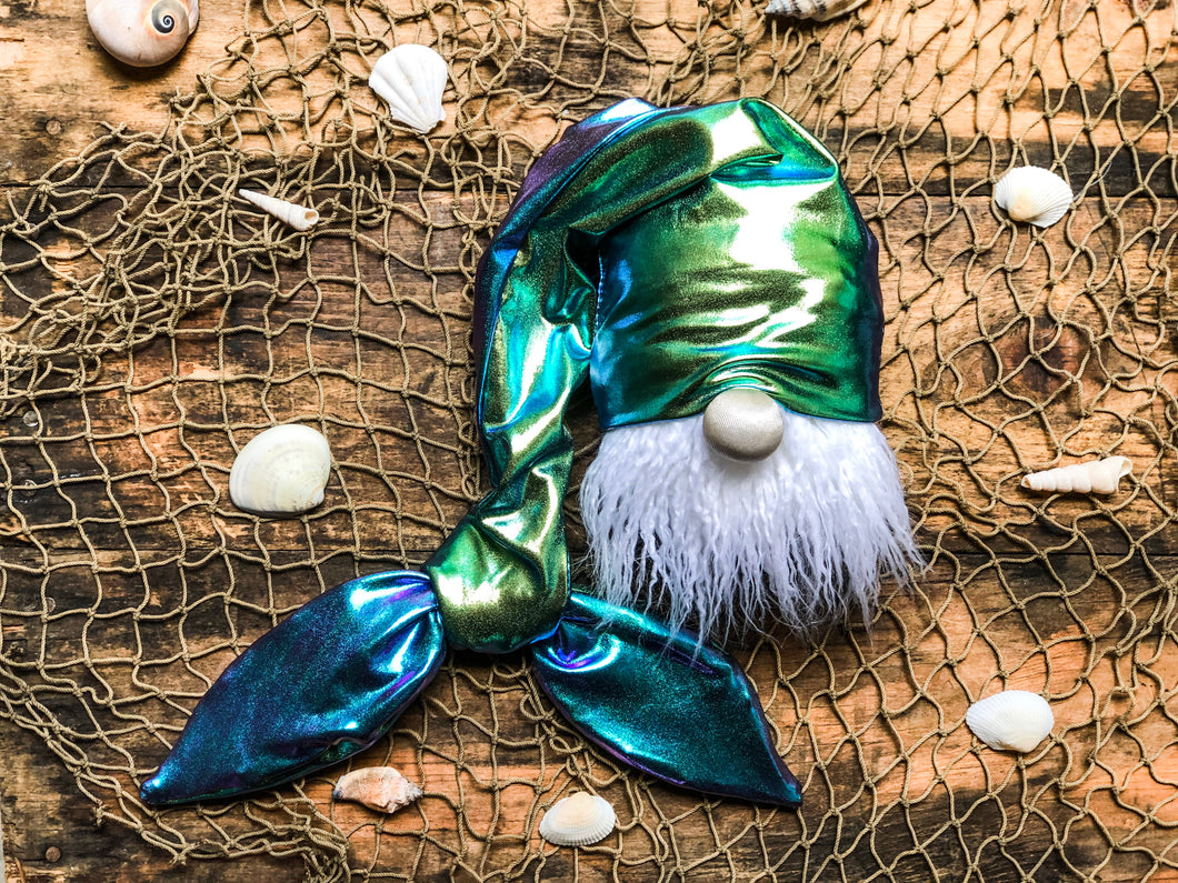 The Deux Mermaid Gnome