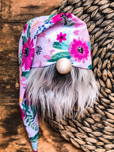 Pretty Peonies Gnome