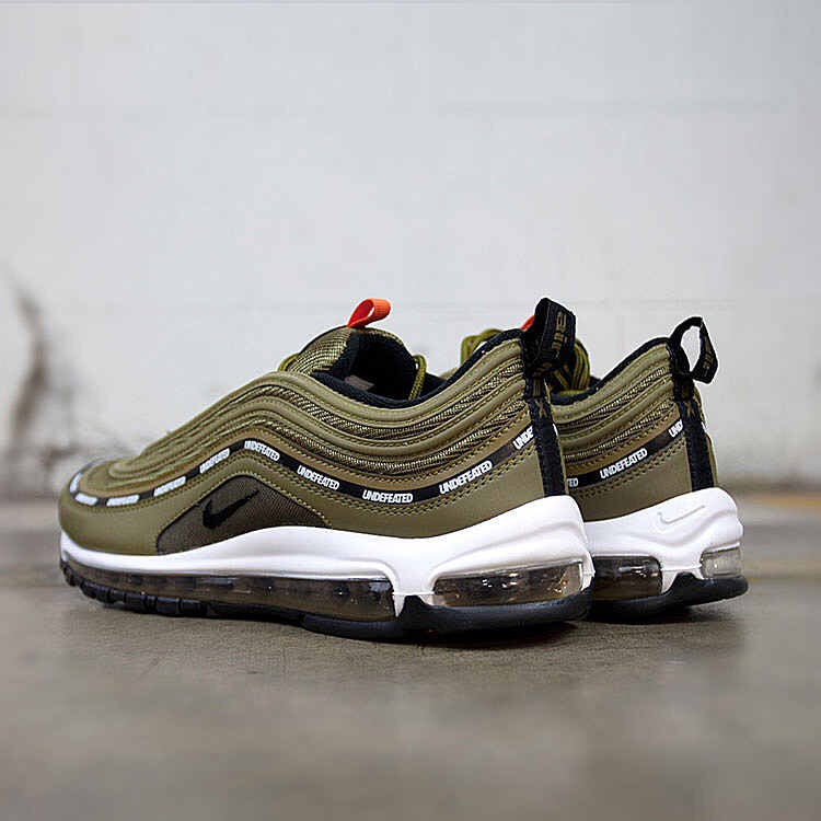best service 2e428 68419 AIR MAX 97 OG UNDEFEATED OLIVE