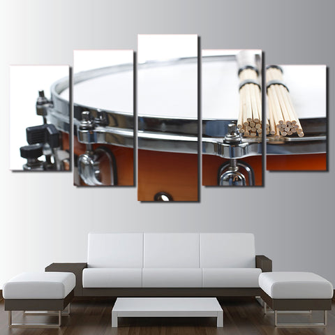 Cool Drum 5 Piece Canvas