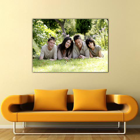 Custom Canvas Print - 1 Piece