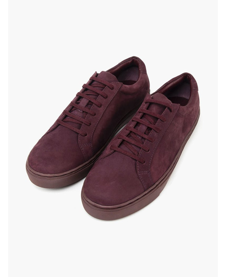Ross Cherry Sneakers
