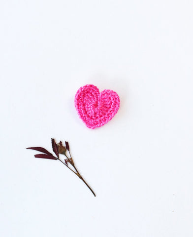 Small Heart Brooch