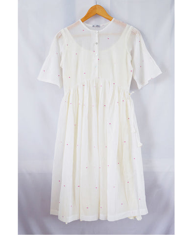 Dainty Dot Dress