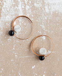 Duo Hoop Earrings