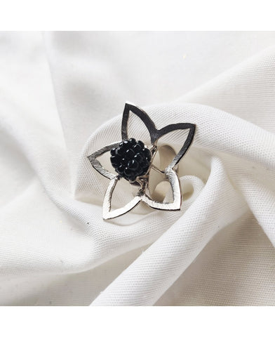 Flower Frame Ring