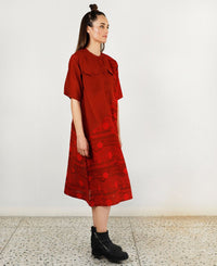 Fluid Pocket Dress