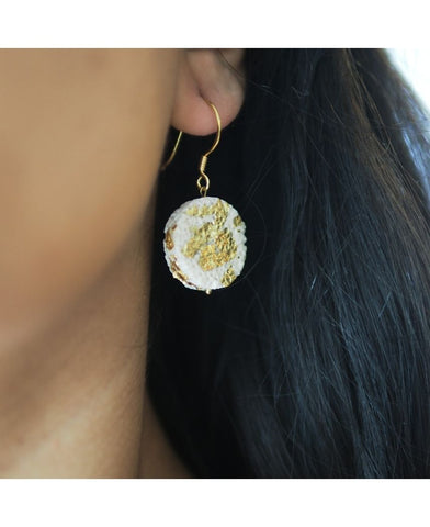 Crater Earrings