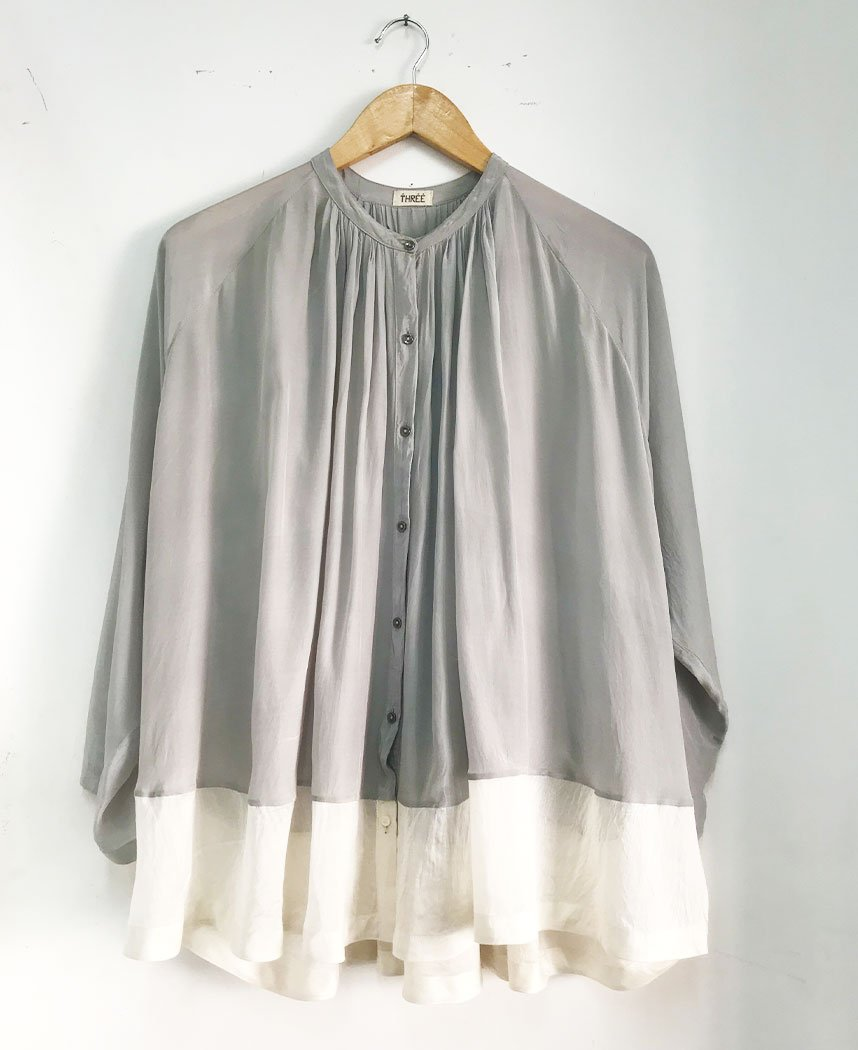 Short Peasant Top