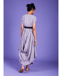 Cowl Aakar Dress