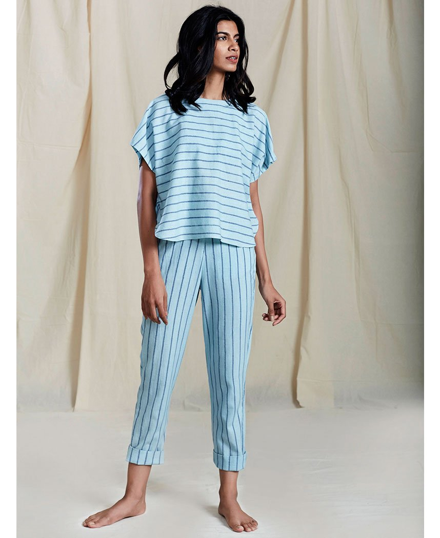 Thin Stripe Pants