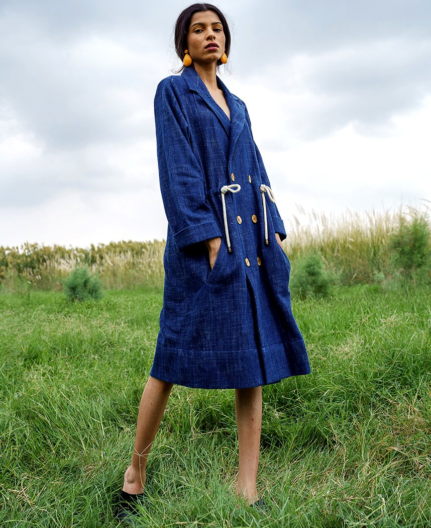 Guiseley Trench Coat