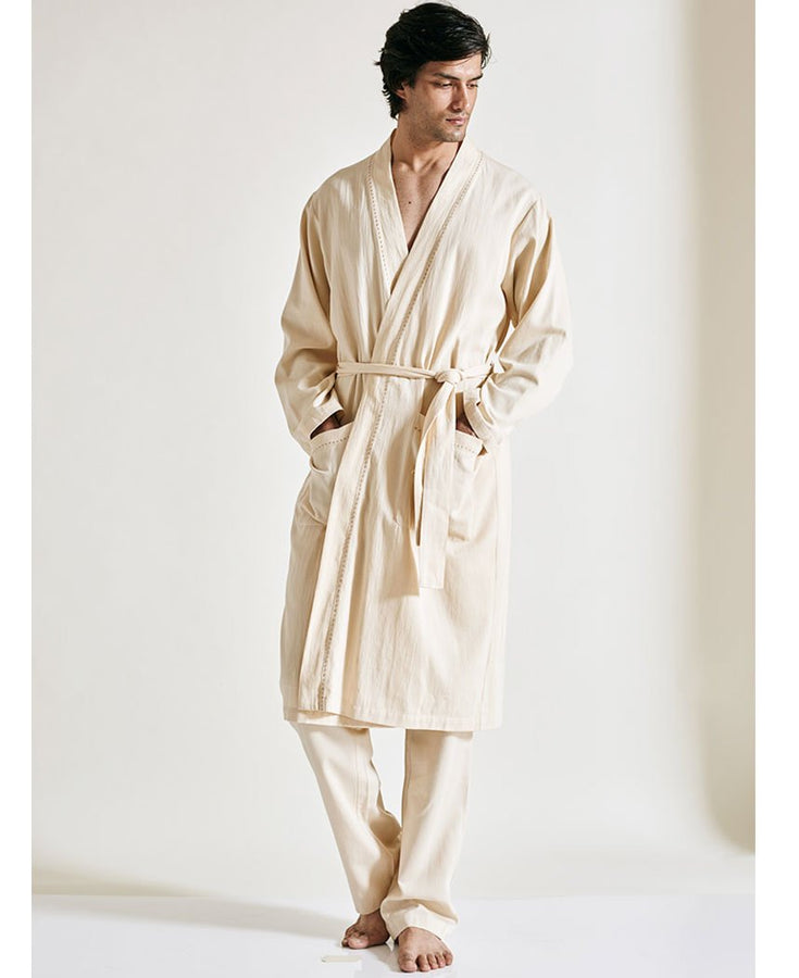 Suvarni Bathrobe