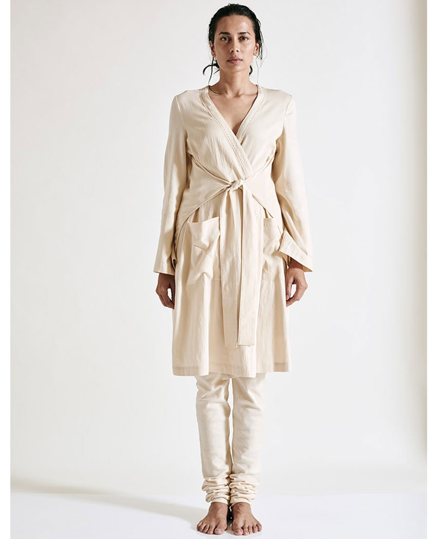 Vikashi Bathrobe