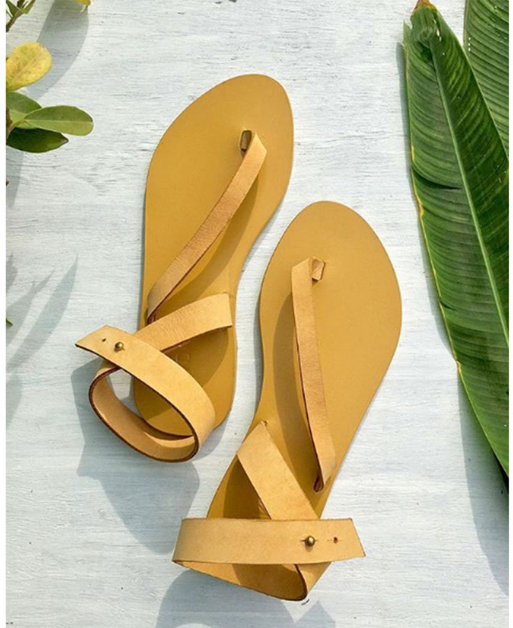 Zemi Ankle Strap Sandals