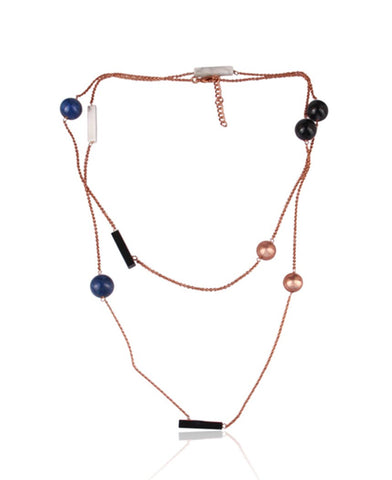 Multi Orb Necklace