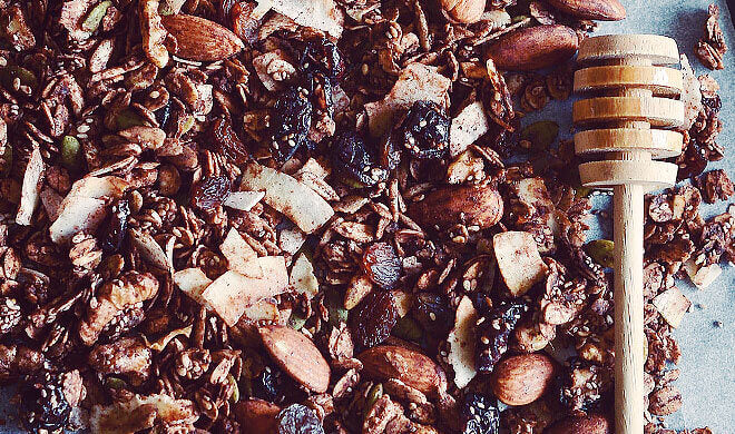 Eat For Baby - Blog - Recipes - Chocolate Granola