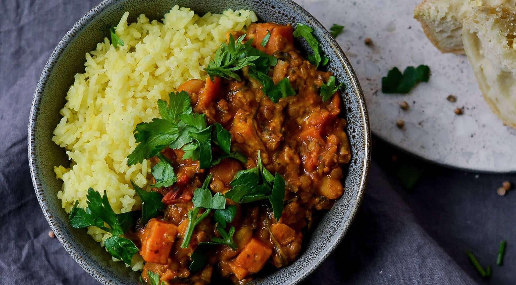 Eat For Baby - Blog - Recipes - Sweet Potato Curry
