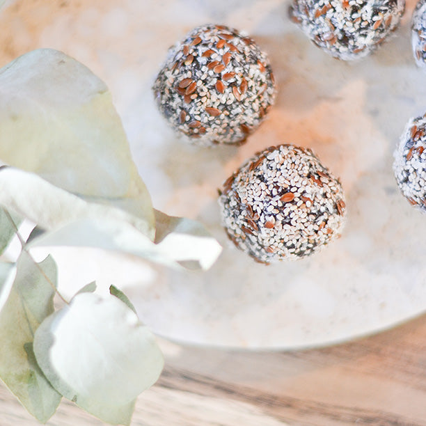 bliss ball recipe e-book