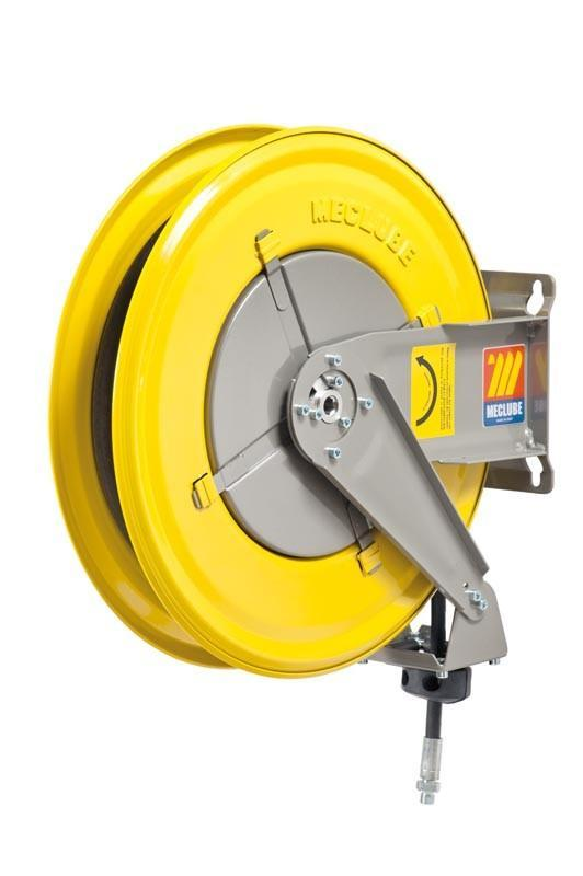 070-1302-320 - Hose reel fixed for air-water 20 bar Mod. F-460 with hose