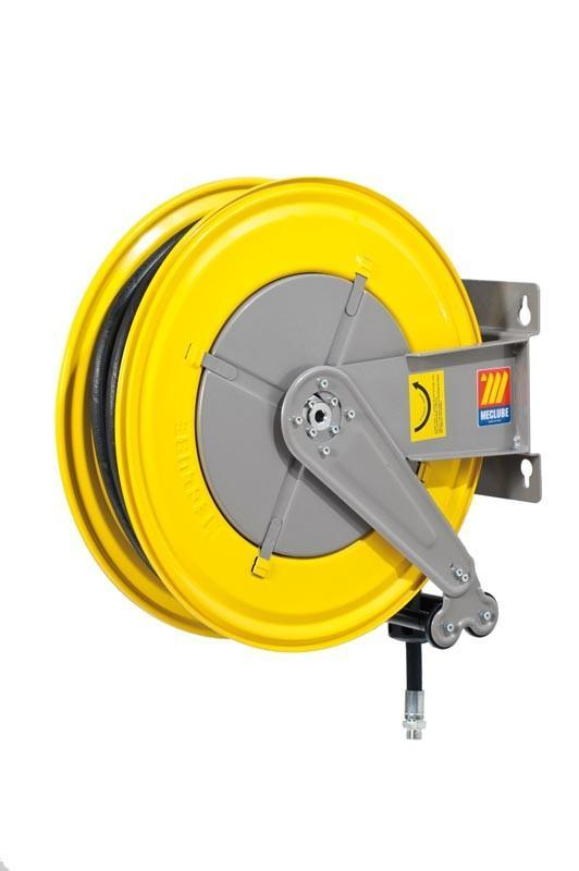 070-1402-420 - Hose reel fixed for air-water 20 bar Mod. F-550 with hose