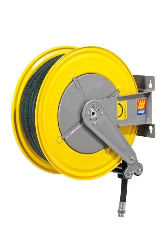 070-1502-520 - Hose reel fixed for air-water 20 bar Mod. F-555 with hose