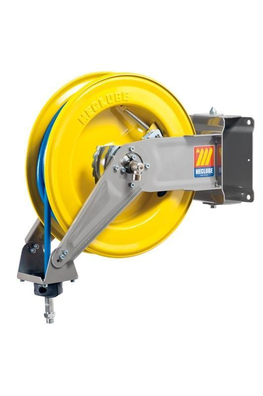 071-1201-220 - Hose reel swivelling for air-water 20 bar Mod. S-400 with hose