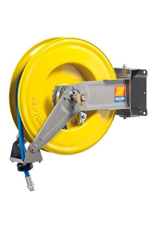 071-1301-415 - Hose reel swivelling for air-water 20 bar Mod. S-460 with hose