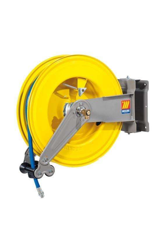071-1401-420 - Hose reel swivelling for air-water 20 bar Mod. S-550 with hose