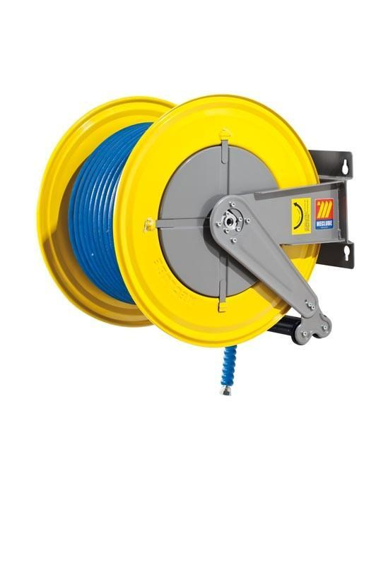 070-1604-340 - Hose reel fixed for water 150° C 200 bar Mod. F-560 with hose