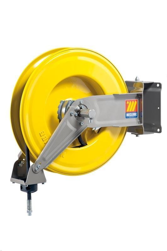 071-1302-320 - Hose reel swivelling for air-water 20 bar Mod. S-460 with hose
