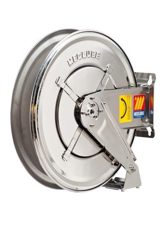 070-2305-300 - Stainless steel automatic hose reel AISI 304 fixed for water 150 °C 400 bar Mod. FX-460 without hose