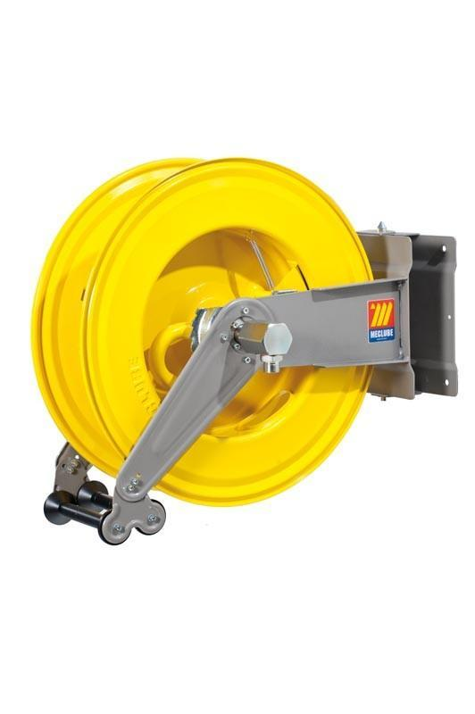 071-1506-400 - Automatic hose reel varnished swivelling for oil 160 bar Mod. S-555 without hose