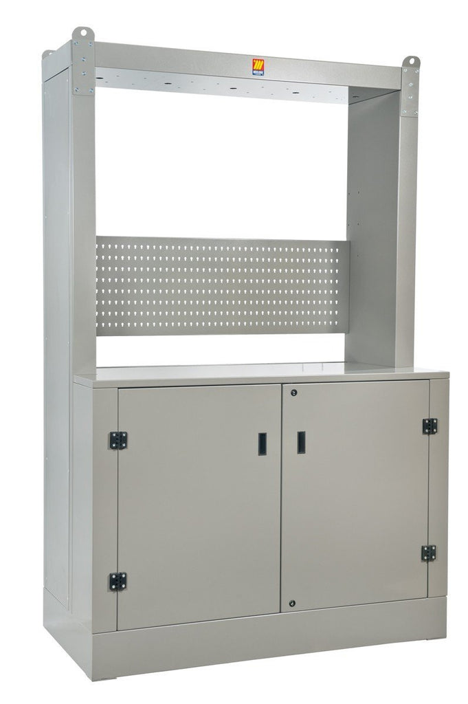 023-1966-000 - Frame cabinet for oil distribution Dimensions 1600X700 H 2500 mm