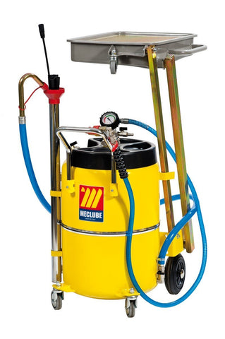 041-1451-000 - Exhausted oil aspirators-suction drainer with pantograph 65 l for CAR-MOTOR CYCLES
