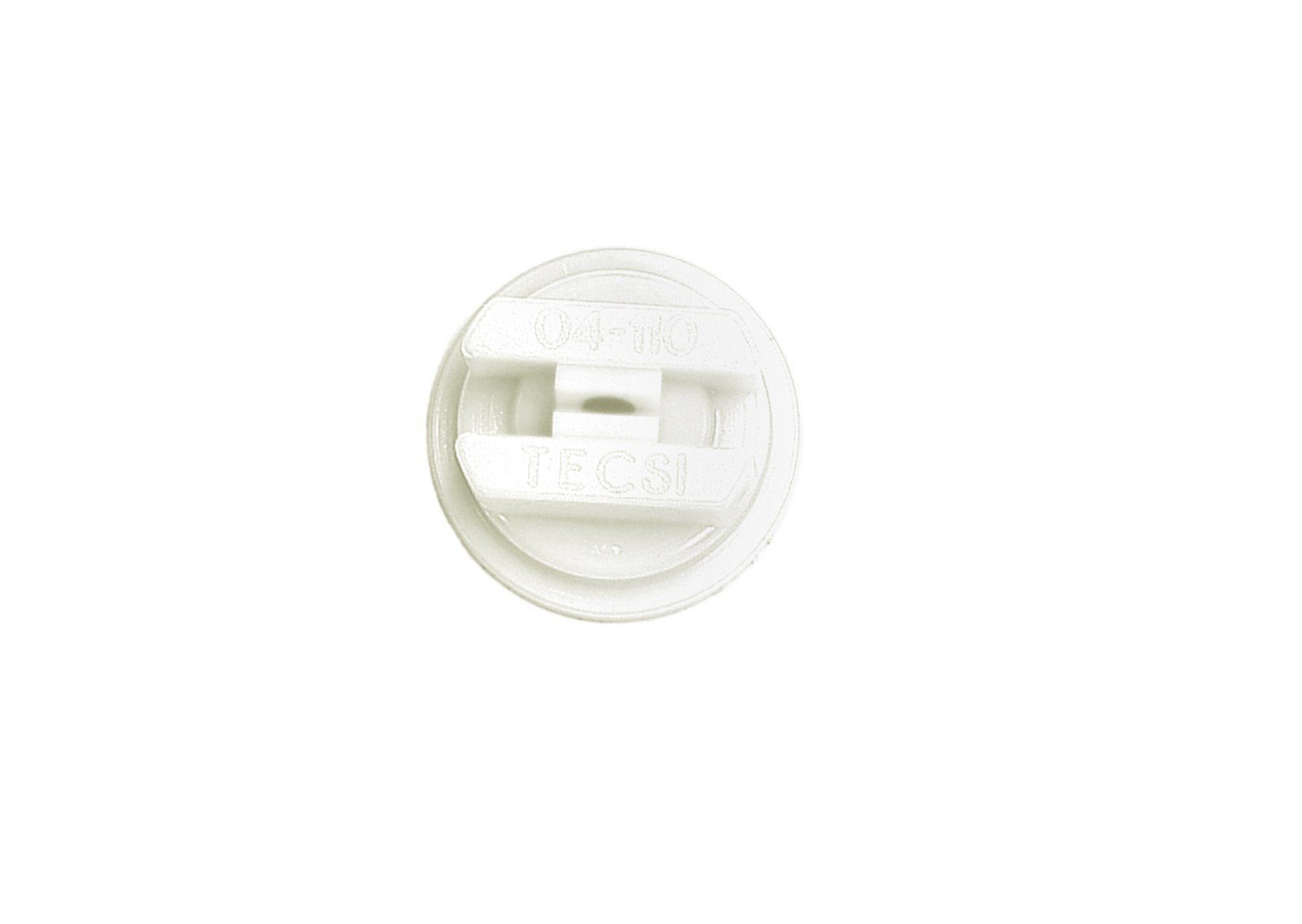 053-1550-000 - Thermoplastic (POM) fan nozzle hole 1.8