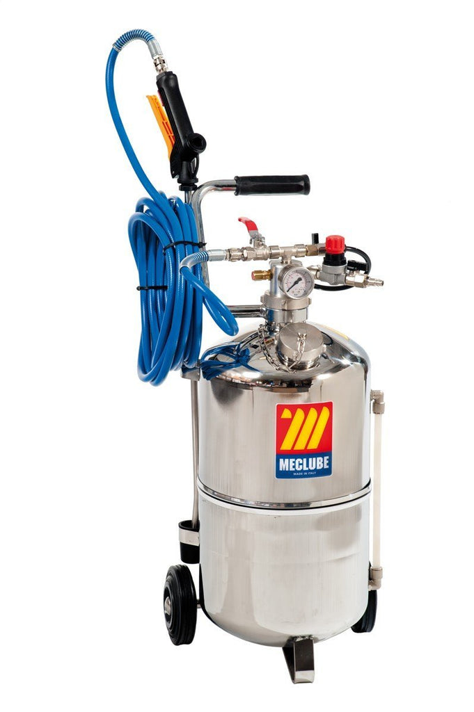 051-1512-000 - Stainless steel pressure sprayer AISI 304 24 l With foaming device