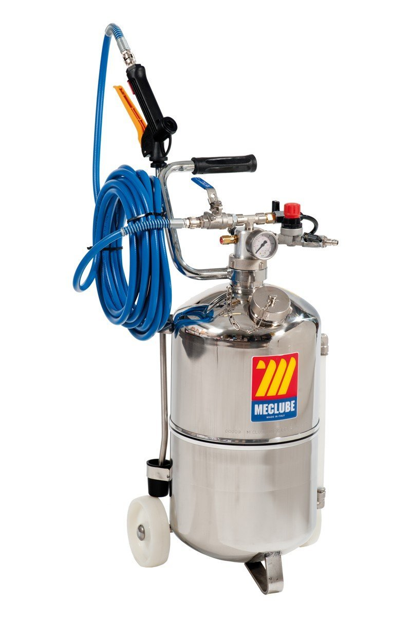 051-1513-000 - Stainless steel pressure sprayer AISI 316 24 l With foaming device