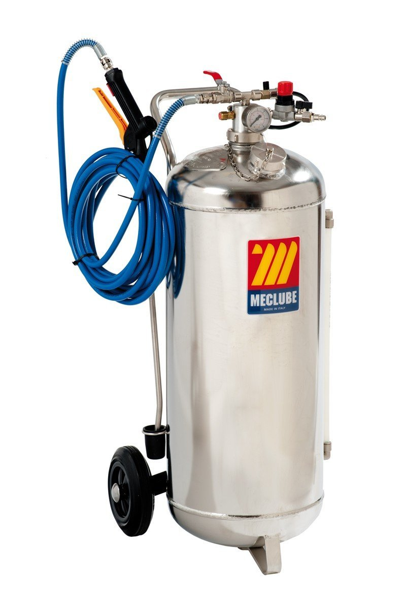 051-1517-000 - Stainless steel pressure sprayer AISI 304 50 l With foaming device