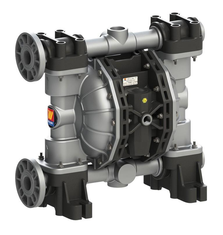 028-A550-AB2 - air-operated double diaphragm pumps Mod. A550 in ALUMINIUM Gasket in viton