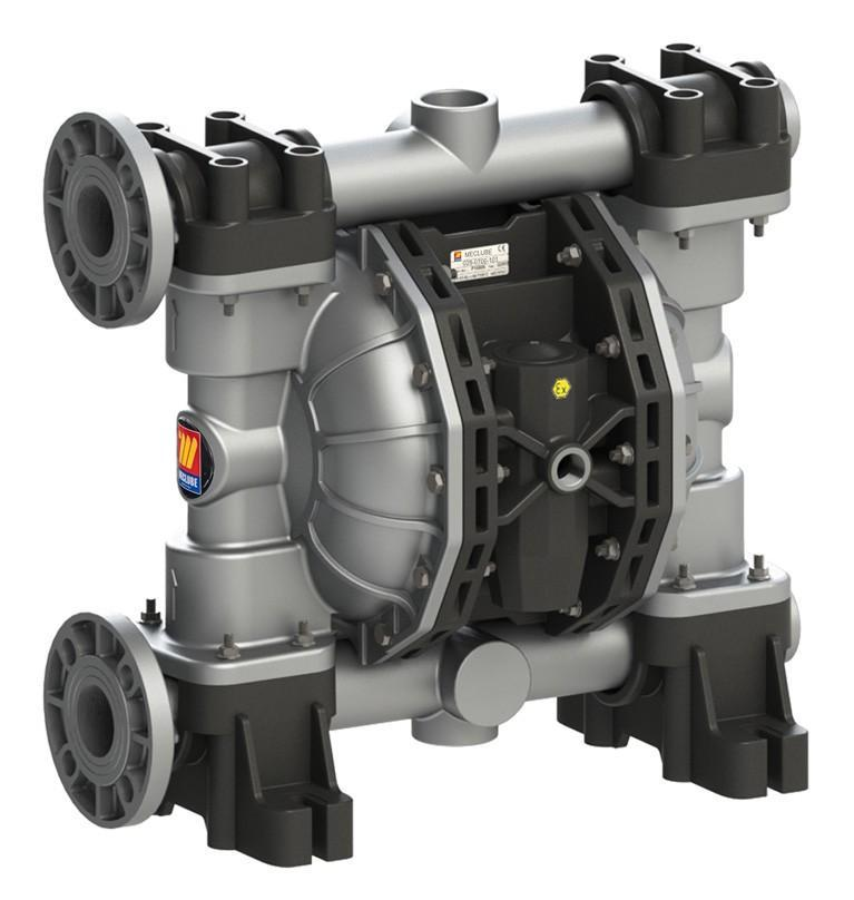 028-A700-AB1 - air-operated double diaphragm pumps Mod. A700 in ALUMINIUM Gasket in nbr