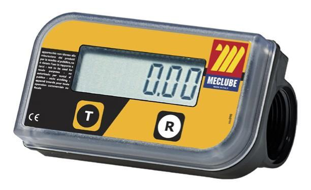 092-5120-000 - Digital turbine flow meter IN-LINE min-max flow rate 10-150 l/min