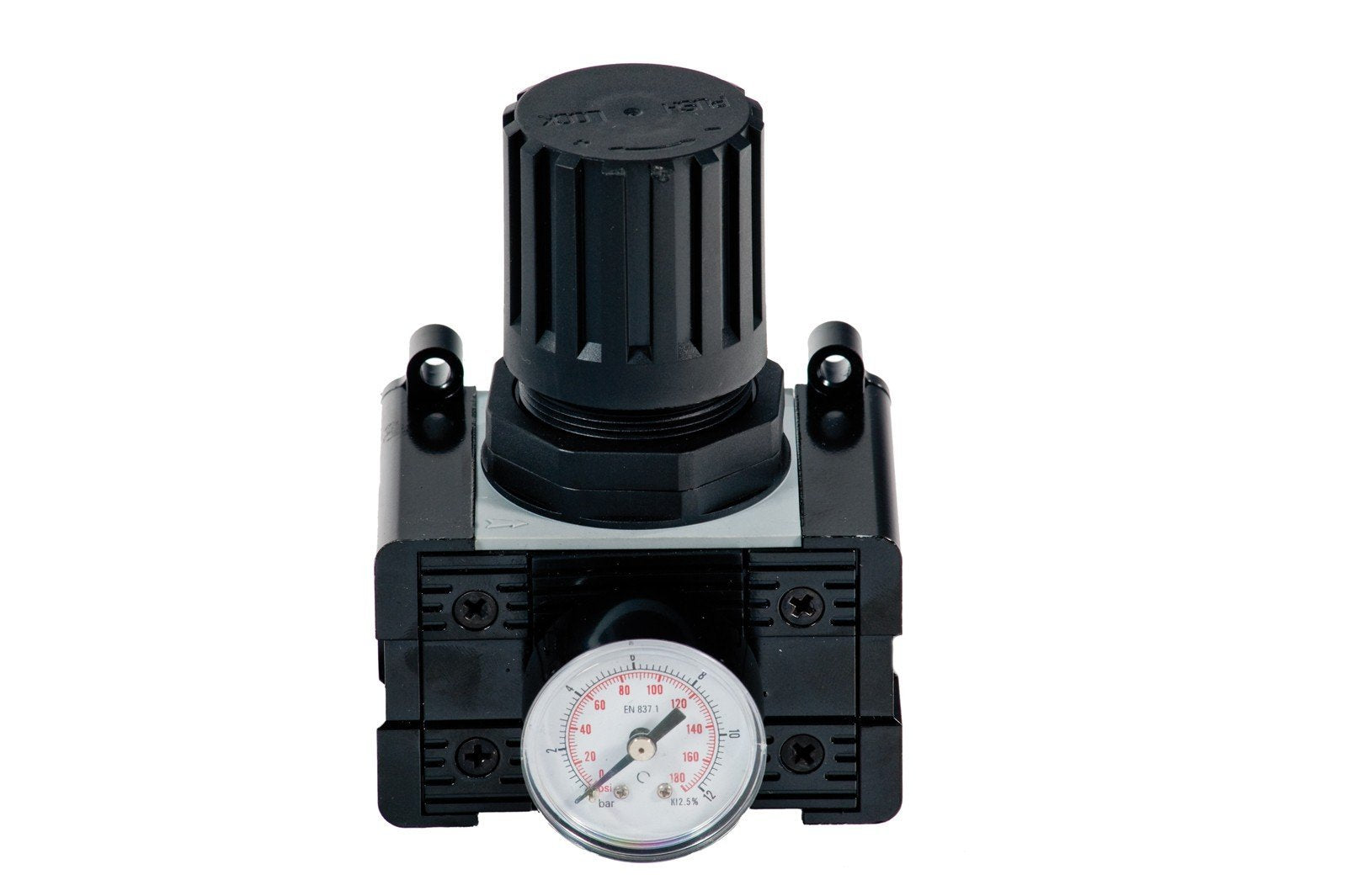 014-1045-B00 - Pressure regulator with gauge