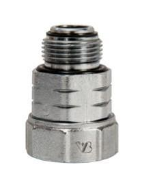 093-5224-606 - Swivel connector M1 - F1
