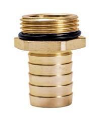 "R1-0149-2006 - Brass hose connection 1""M x 20 mm"