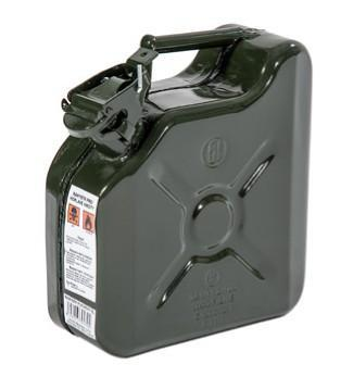 096-3905-000 - Painted steel jerry can 5l
