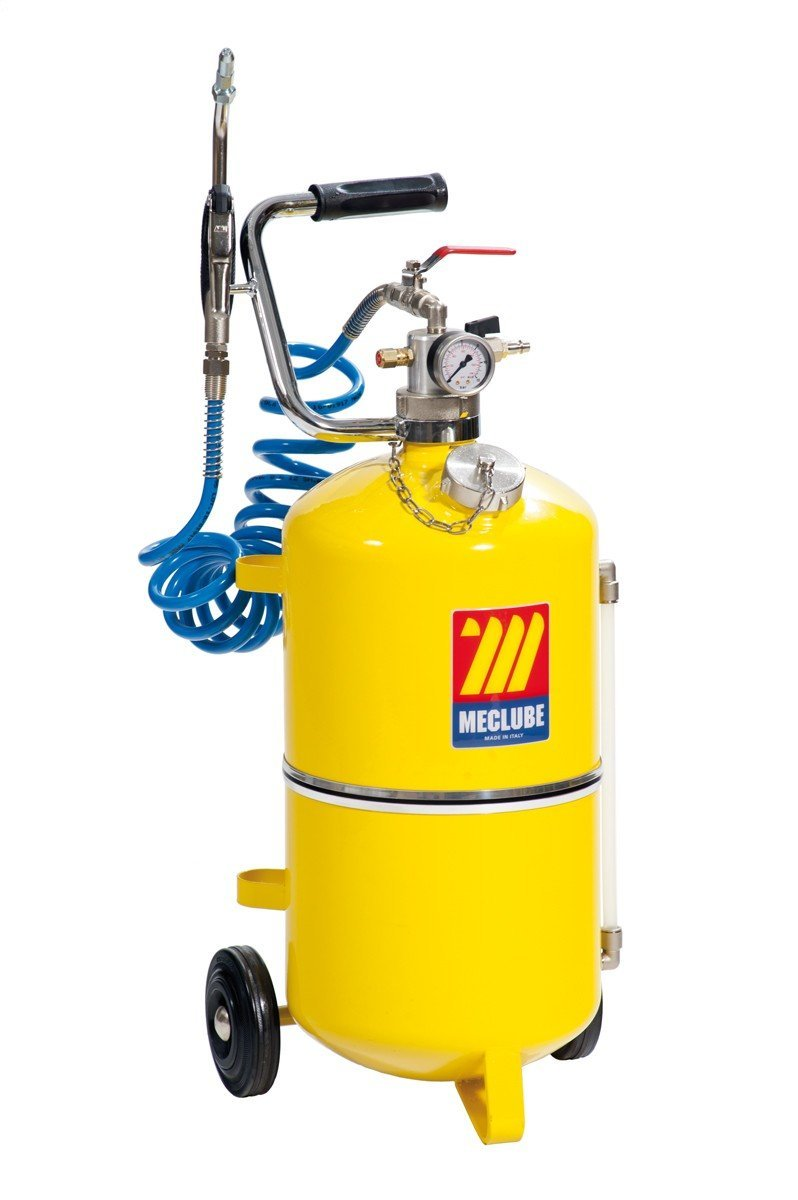 027-1305-000 - 24 l pneumatic oil dispenser