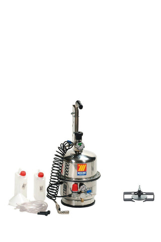 080-1788-000 - Stainless steel brake bleeder-clutches with three chamber 6 l
