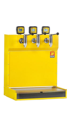 027-1342-C00 - Oil dispenser bar with digital flow meter